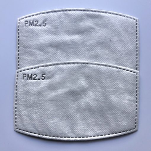 PM2.5 Activated Carbon 5 Layers Filters