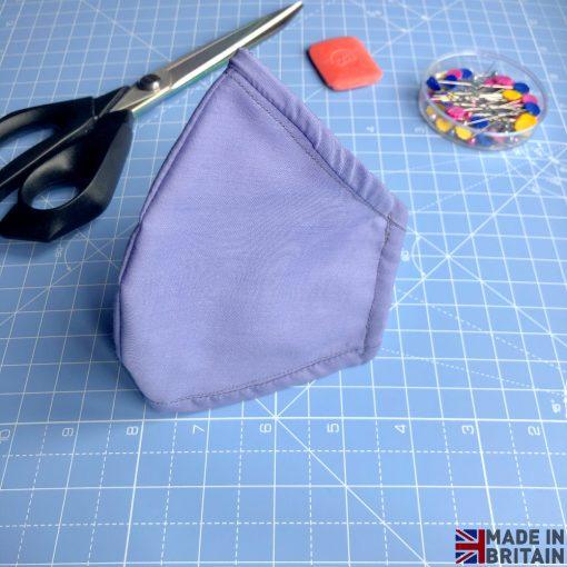 Unisex Washable & Reusable Face Mask Lavender