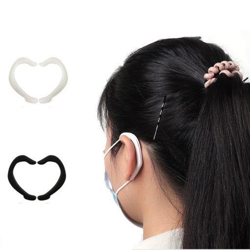 Soft Ear protector guard for face masksSoft Ear protector guard for face masks